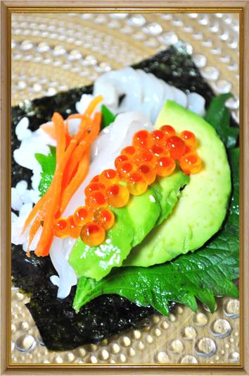 カステヘルミ 寿司