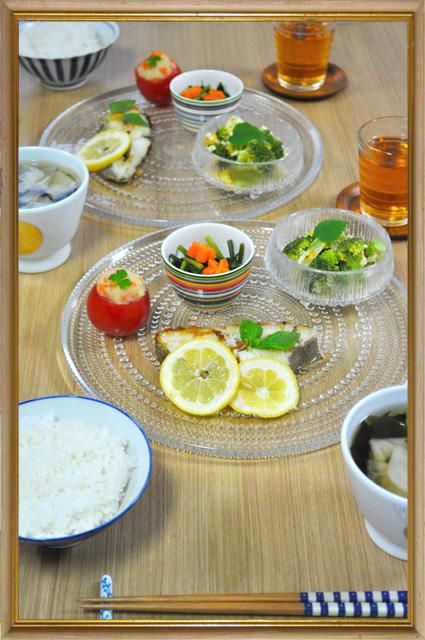 カステヘルミ 和食