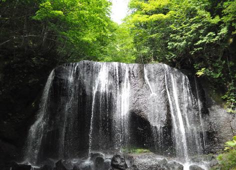 達沢不動滝