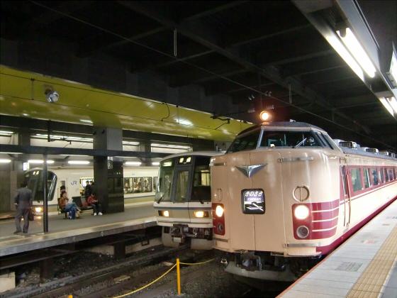 安土を訪れた日に撮った電車達08