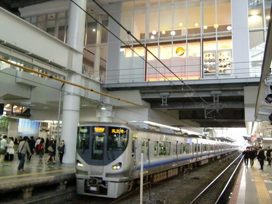 安土を訪れた日に撮った電車達10
