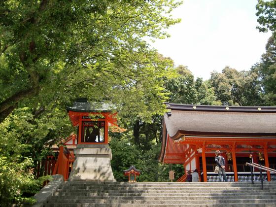 京都伏見稲荷大社で山登り08