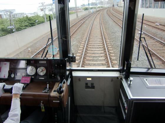 京阪電車で京都伏見へ03