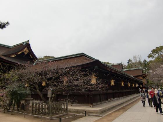 京都北野天満宮にて13