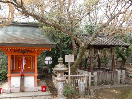 京都北野天満宮にて15