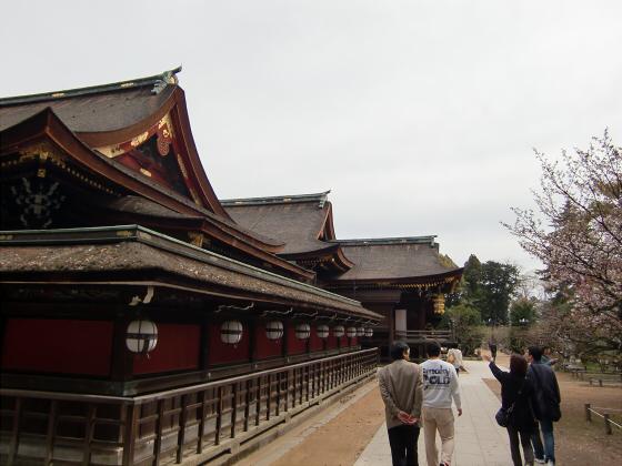 京都北野天満宮にて16