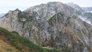 唐松岳 2012.9.30 042