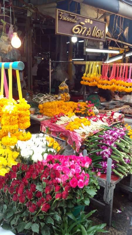 祭壇用の花