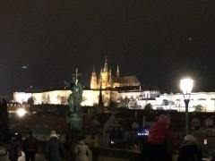 2014,12,4 プラハ城