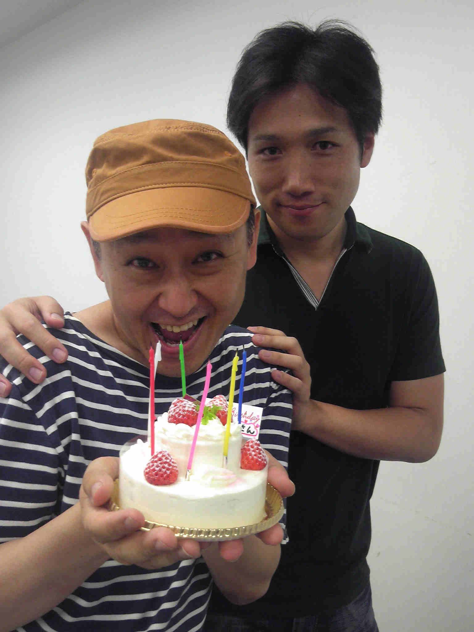 2012ヨッシーさんお誕生日 (2)