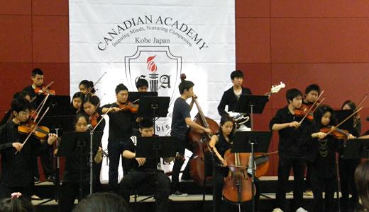 カナディアン アカデミー・インターナショナル フードデイ2012(5)-2