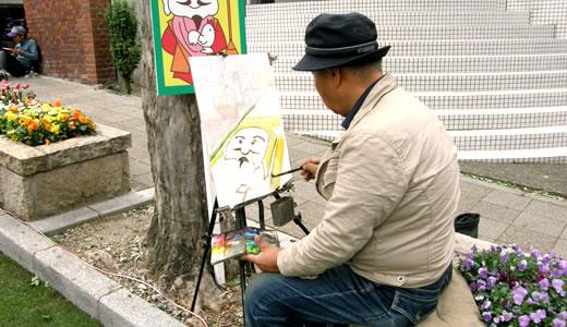 インフィオラータこうべ・北野坂2012-3