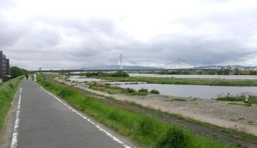 淀川のワンド-3