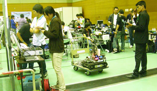 ロボカップジャパンオープン2012大阪-2