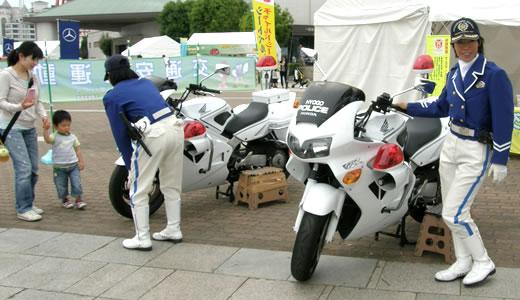 「エコ&セーフティ」神戸カーライフ・フェスタ2012-3