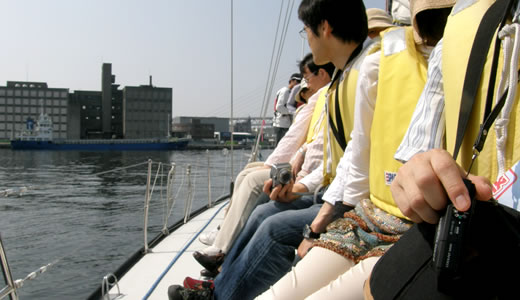 第9回 神戸大学海事科学部 深江祭(2)-1