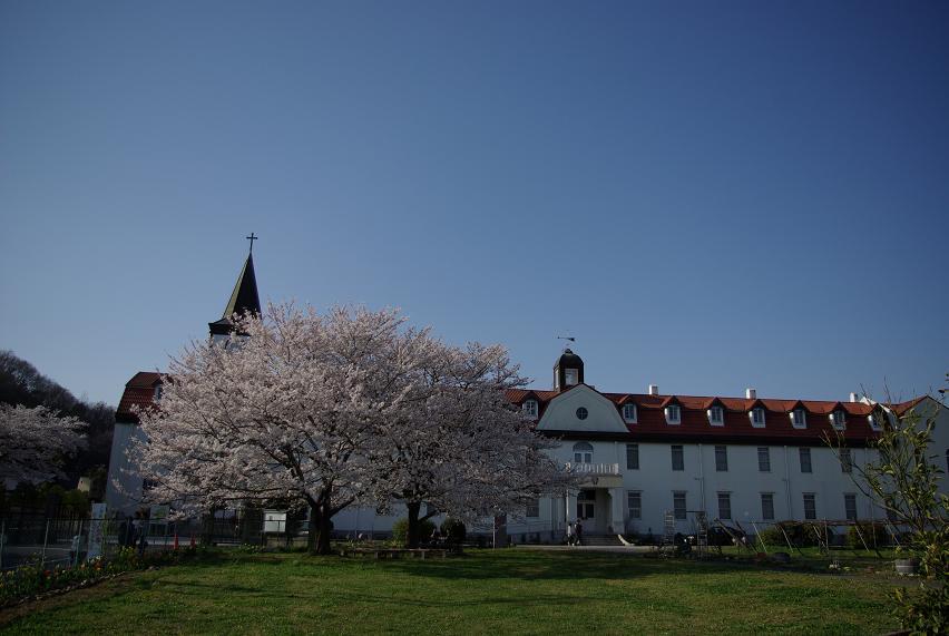 2012修道院の春