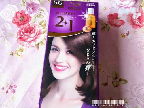 白髪に悩む女性必見!ウエラトーン2+1でときめき白髪染め