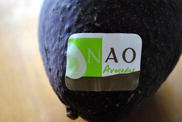 NAO avocados