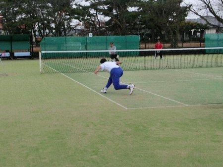 秋季ソフトテニス