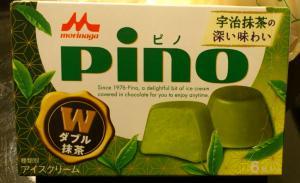 ピノ 抹茶味