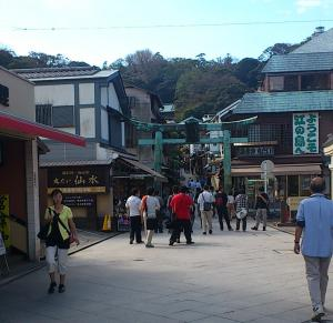 江の島入口