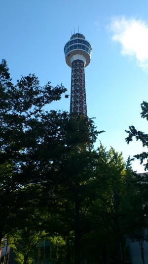 横浜タワー