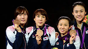 フェンシング女子団体