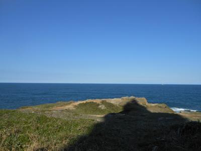 犬吠崎地平線