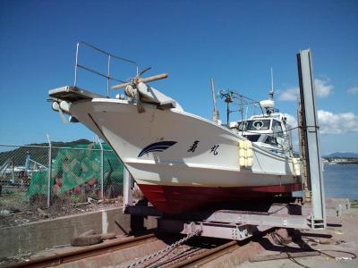 玄海灘/福岡の釣り船寿丸