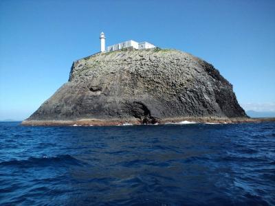 烏帽子灯台でのアラカブ釣り