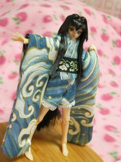 神姫 浴衣 02