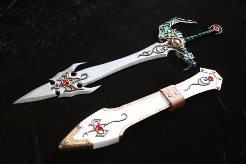 ④天空の剣&鞘