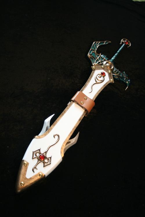 ③天空の剣&鞘