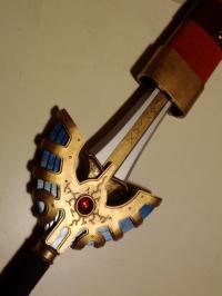 S様 ロトの剣&鞘 完成写真