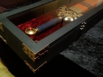 S様 ロトの剣&鞘&ディスプレイケース