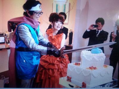T様 結婚式 ケーキカット♪