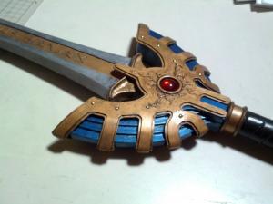 K様 ロトの剣 修復