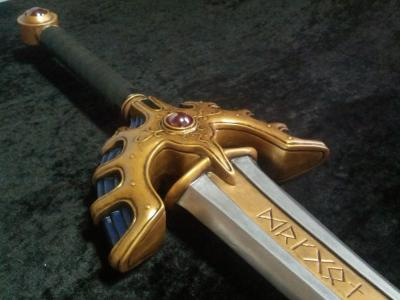 S様 ゼネラルプロダクツ製 ロトの剣 リペイント