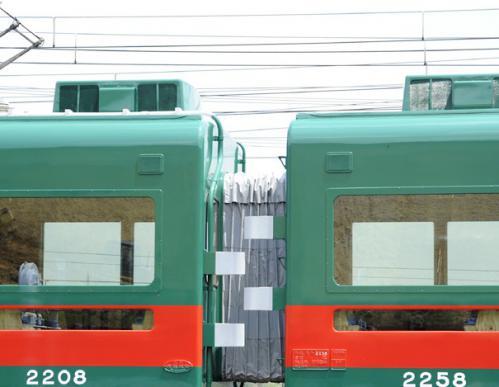 2012.08.04-高野山へ-天空の連結部分