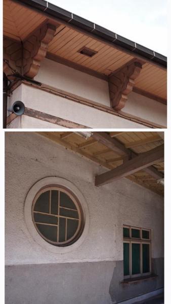 2012.08.04-高野山へ-高野山駅 駅舎にて02