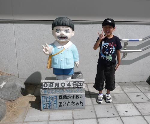 2012.08.04-高野山へ-橋本駅02