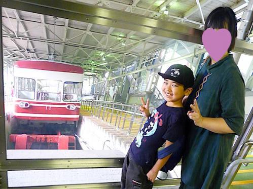 2012.08.04-高野山へ-高野山駅にて03