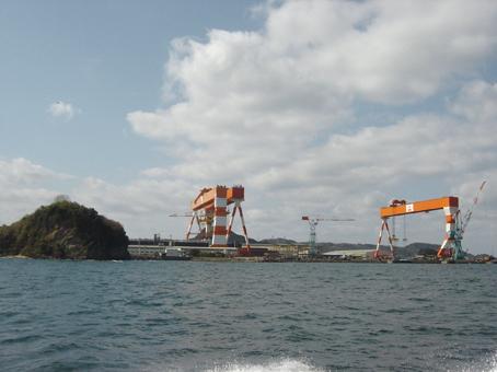 三菱重工長崎造船所05