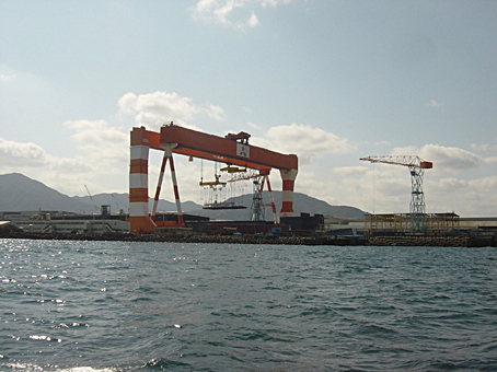 三菱重工長崎造船所06