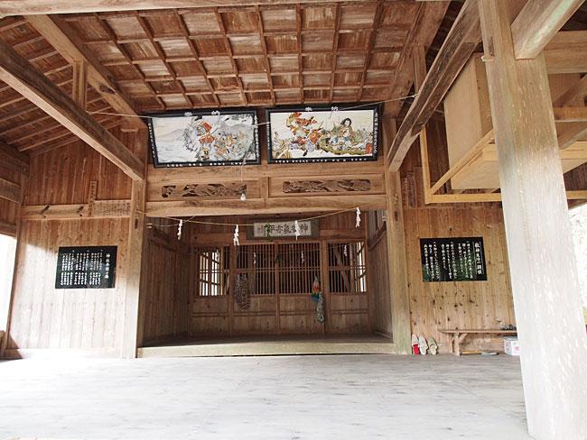 黒藤川・赤蔵神社(あかぞう)