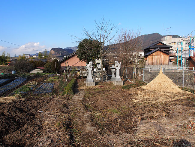 久万・無名神社