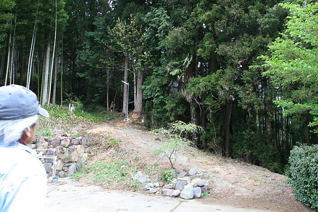 露峰・十二社神社
