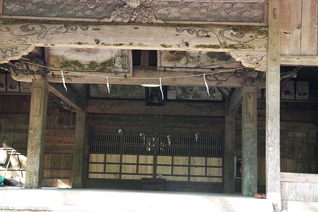 前組・八幡神社