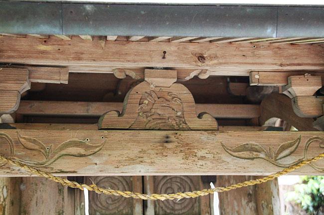 大川・八柱神社